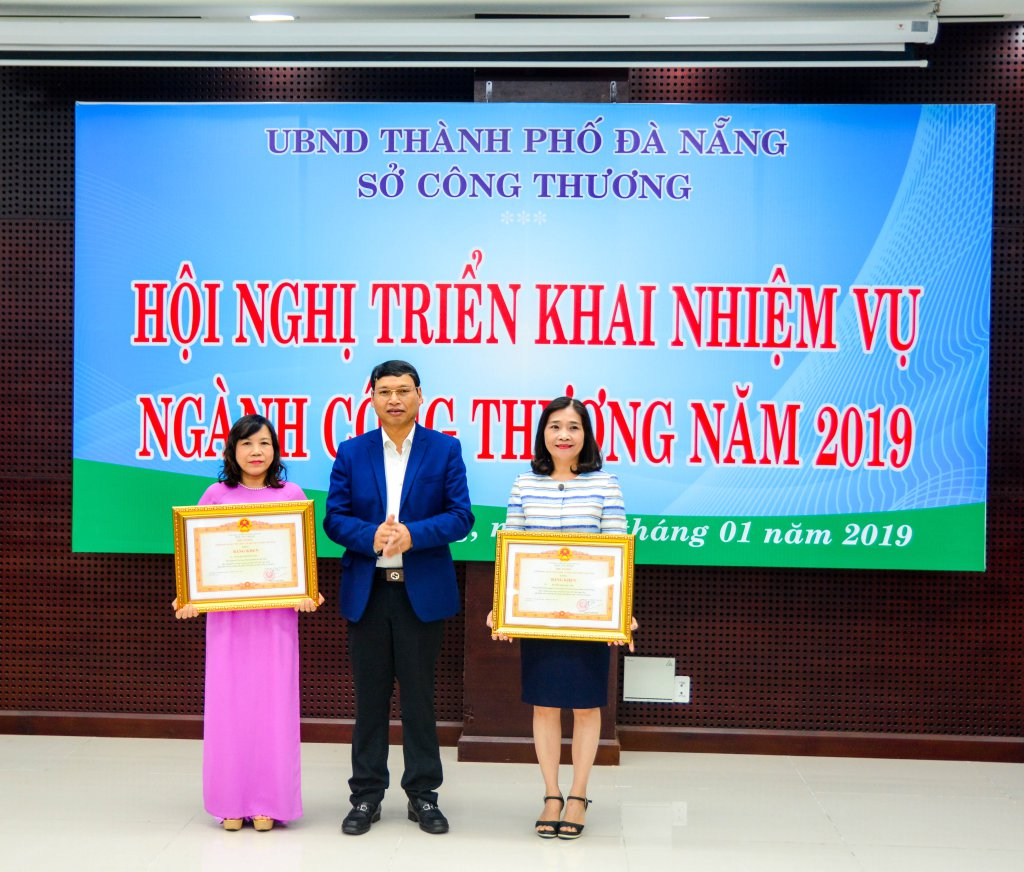 Hội nghị triển khai ngành Công Thương 2019